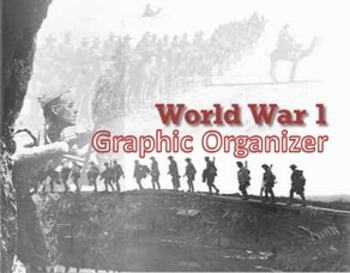 WWI GRAPHIC ORANIZER