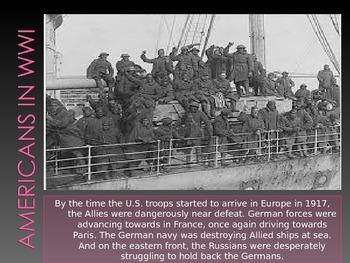 WWI Unit Bundle - ENTIRE UNIT - Documents and Lessons