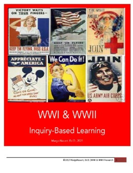 WWI & WWII Research Opportunities