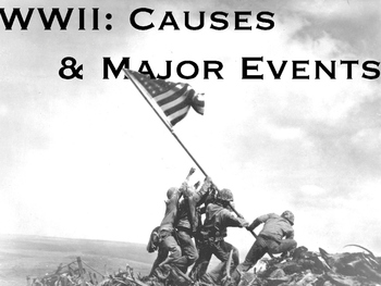 WWII: Causes & Major Events