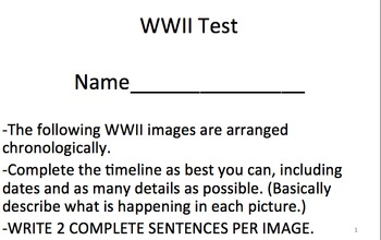 WWII Image Test