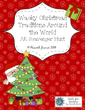 Wacky Christmas Traditions Around the World Augmented Real