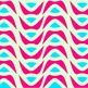 Wacky Waves 22 Brightly Colored Pattern Backgrounds in Viv