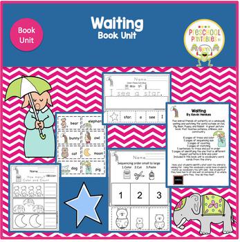 Waiting Book Unit