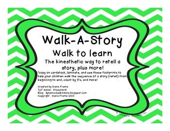 Walk - A - Story / Walk to Learn