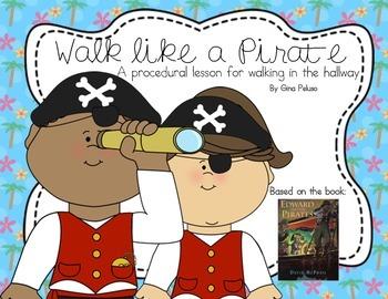 Walk Like a Pirate!