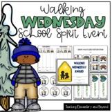 Walking Wednesday Whole School Event