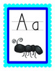 Wall Cards, Charts, Name Plates and strips Handwriting Wit