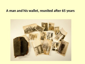Wallet Found After 60 Years