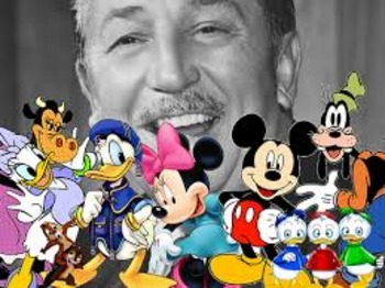 Walt Disney - Listening Test (Audio file)
