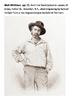 Walt Whitman Word Search
