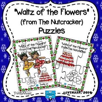 Waltz of the Flowers (from The Nutcracker) Puzzles