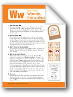 Wanda, the Walrus