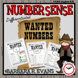 NUMBER SENSE: Numbers to 20, Number Sense Activity, Math C