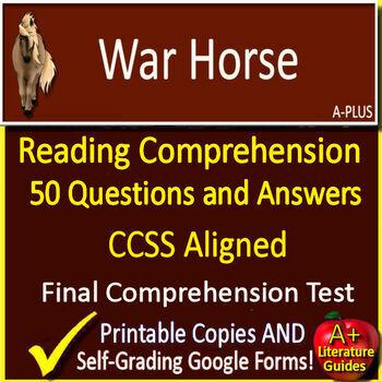 War Horse Test