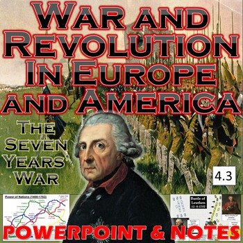 War and Revolution in Europe (Seven Years' War/American Re