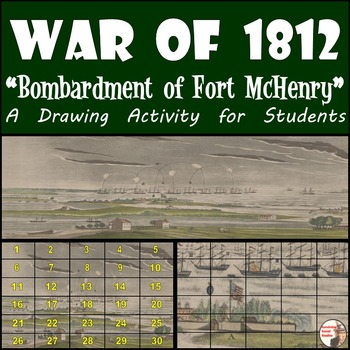 """War of 1812 - Recreating the """"Bombardment of Fort McHenry"""""""