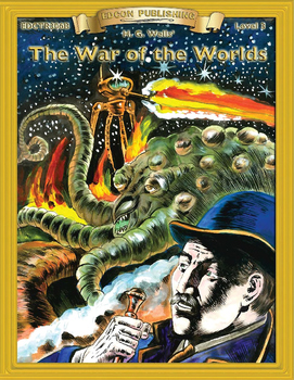 War of the Worlds 10 Chapter Novel with Student Activities