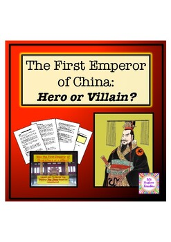 Was the First Emperor of China a hero or a villain? Ancien