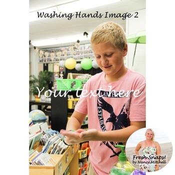 Washing Hands Image 2