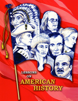 Washington Adams & Jefferson AMERICAN HISTORY LES. 53 of 1