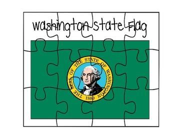 Washington Flag Puzzle