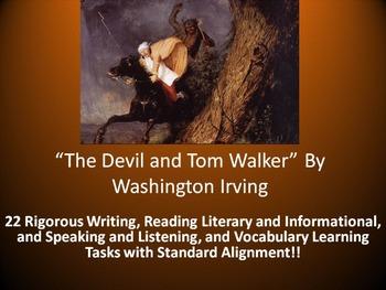"Washington Irving's ""The Devil and Tom Walker"" –22 Common"