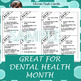 Washington's Teeth:  Dental Health Month Informational Tex