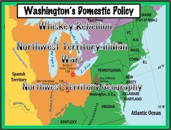 Washington's Domestic Policy - Northwest Territory, Rebell