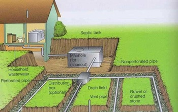 Wastewater Treatment Plant vs. Septic System Notes (worksh