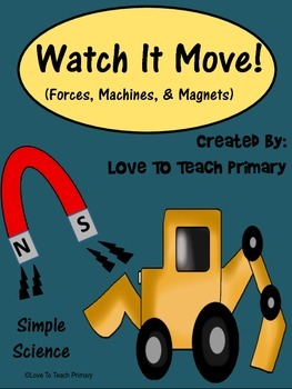 Forces, Machines, & Magnets