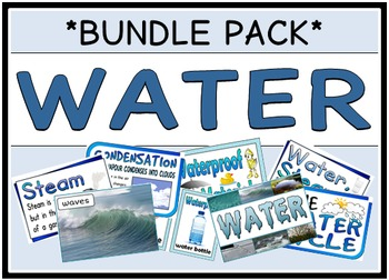 Water (BUNDLE PACK)
