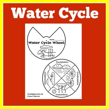 Water Cycle Craft   Water Cycle Activity   Water Cycle Unit