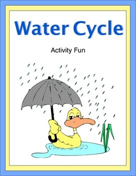 Water Cycle Activity Fun