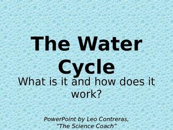 Water Cycle Baggie