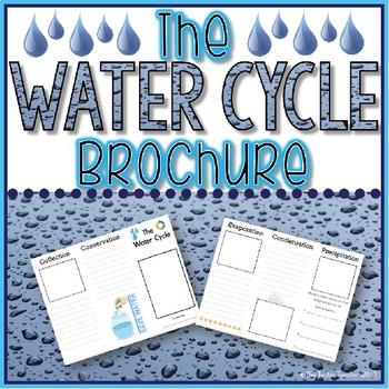 Water Cycle Brochure