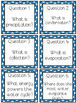 Water Cycle Quiz Quiz Trade Cards