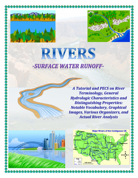 Water Cycle: Rivers and Their Life Cycle in COLOR (Explore
