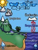 Water Cycle {Anchor Charts, Center, Booklet, Word Cards & MORE!}