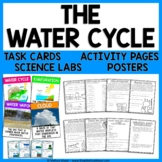 Water Cycle Science Unit - Reading Passages, Activities, a