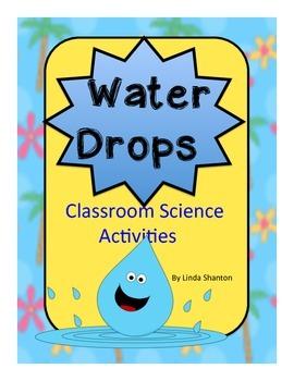Water Drops -  Science Activities