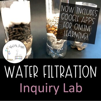 Water Filtration Inquiry Lab