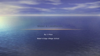 Water & Landforms Review