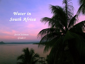Water in South Africa