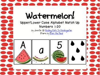 Watermelon Match Up