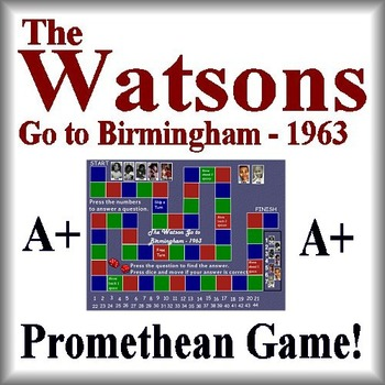 The Watsons Go To Birmingham - 1963 Game Promethean