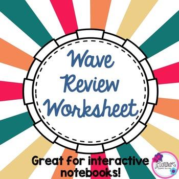 Wave Review Worksheet
