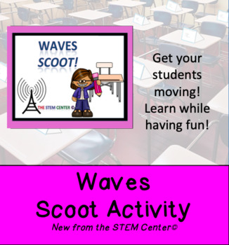Waves Scoot Activity Game