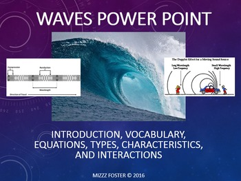 Waves Power Point