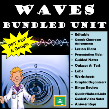 Waves Unit Bundle